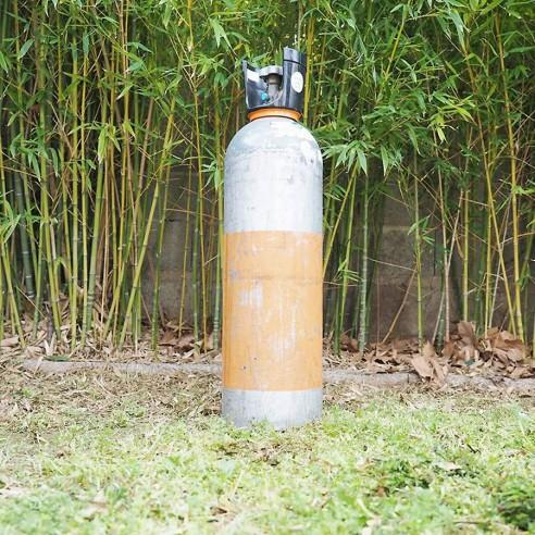 Bouteille CO2 10 kg pour piège à moustiques Biogents