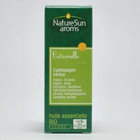 Citronnelle Naturesun aroms