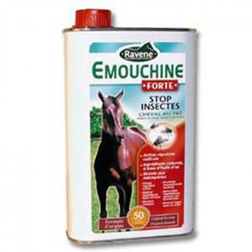 EMOUCHINE FORTE 500 ml - Stop insectes