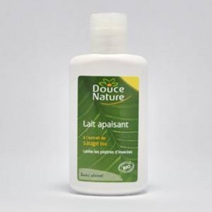 Lait apaisant Bio - Douce nature - piqure de moustique