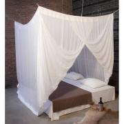 Moustiquaire Coton rectangulaire double
