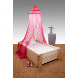 Moustiquaire Magic rose-fuchsia-violet