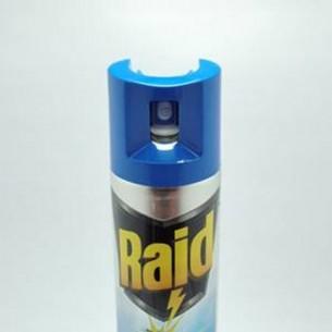 Raid aérosol anti moustiques longue durée
