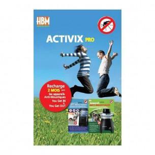 Piège anti-moustiques YouGetOut Activix Pro