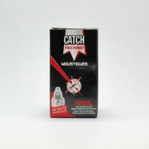 Flacon pour diffuseur anti-moustiques