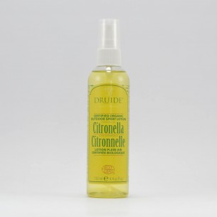 Spray Aventure Citronnelle Druide