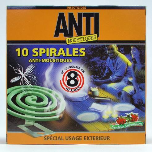 Serpentins anti-moustiques