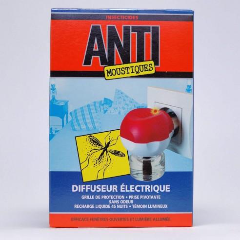 Diffuseur electrique anti-moustiques