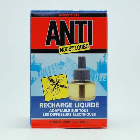 Recharge liquide diffuseur electrique anti-moustiques