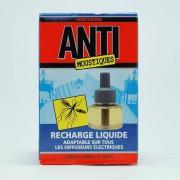 Recharge liquide pour diffuseur électrique anti-moustiques