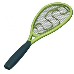 Divers anti moustique - Raquette anti moustique ...