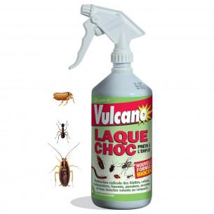 Laque choc Rampants et Volants Vulcano - pulvérisateur 1 litre