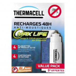 Recharge 48h MAX ThermaCELL Anti-Moustiques