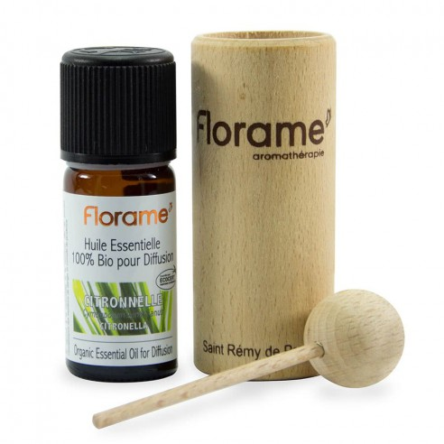 Diffuseur Florame huile essentielle