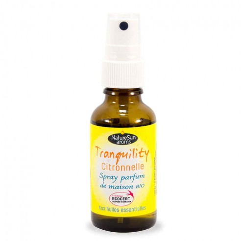 Tranquility Citronnelle spray