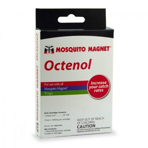 Recharge Octenol Mosquito magnet (x3)