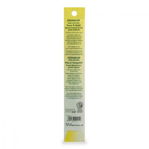 Encens Colibri aux huiles essentielles anti-moustiques