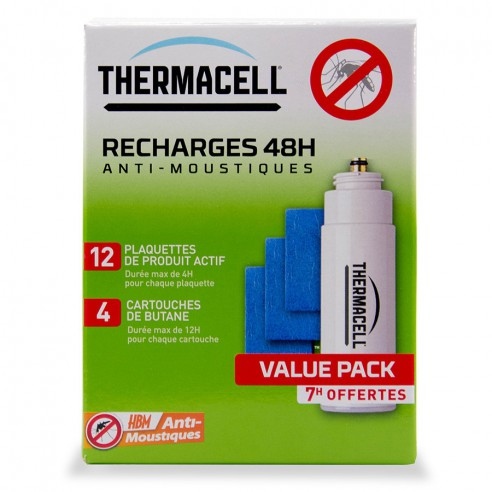 Recharge 48h ThermaCELL Anti-Moustiques