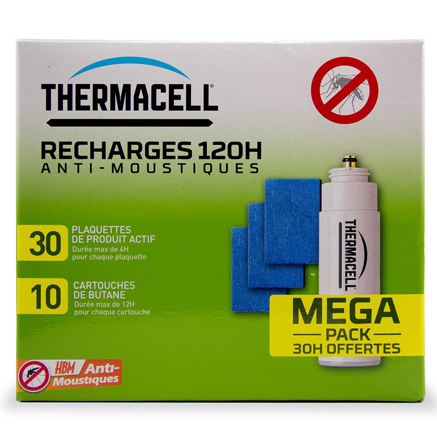 recharge 120h thermacell anti moustiques. Black Bedroom Furniture Sets. Home Design Ideas
