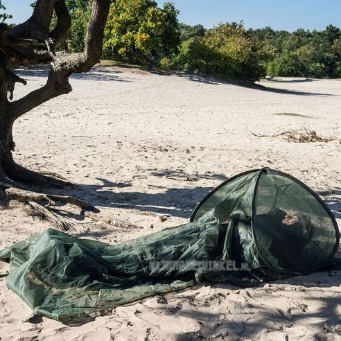 Moustiquaire Imprégnée TopTracker pour sac de couchage
