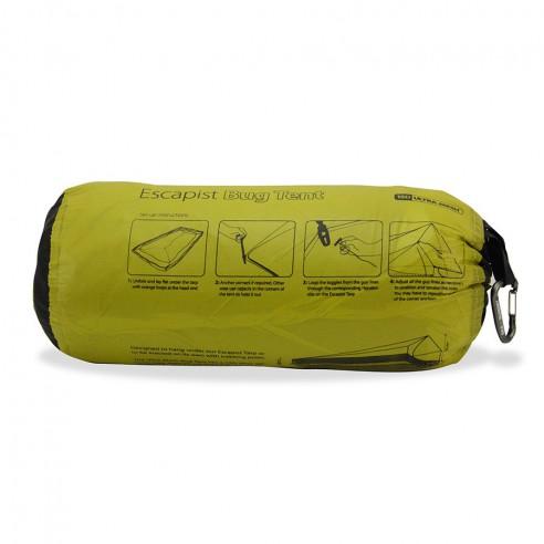 Escapist Bug Tent - Moustiquaire-Tente avec tapis de sol intégré