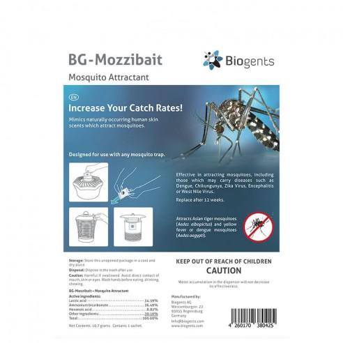 BG-Mozzibait Recharge Biogents 3 mois