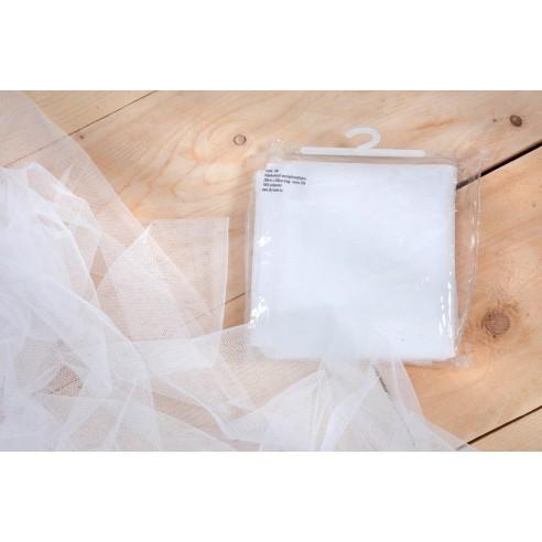 Tissu moustiquaire 200 x 300 cm