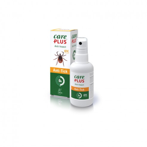 Spray Anti Tiques Répulsif 60 ml