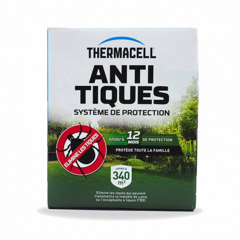 Système de protection anti tiques ThermaCELL