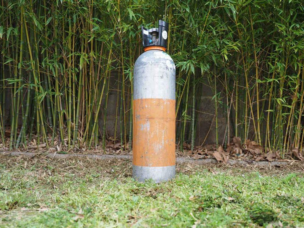 bouteille de CO2 de 10kg