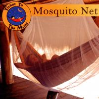 Ticket To The Moon - Mosquito Net 360°