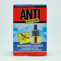Recharge liquide ANTI pour diffuseur anti moustique électrique