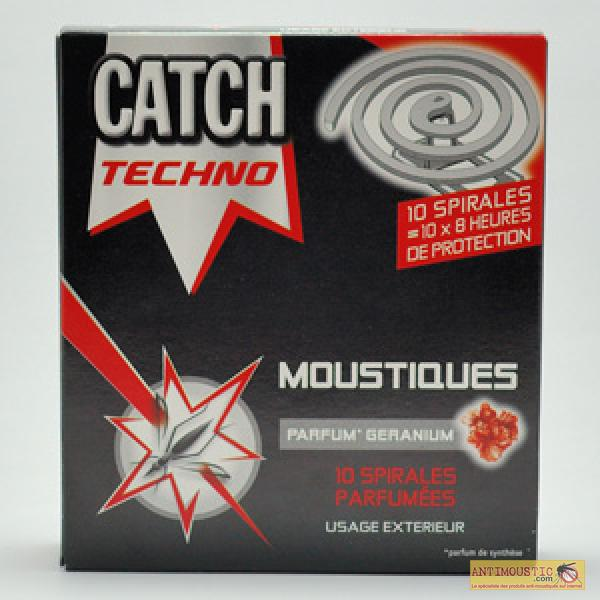 spirale anti moustique Catch