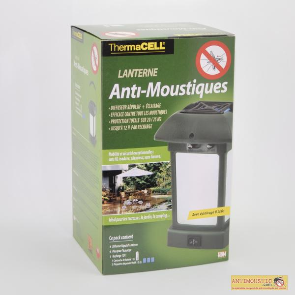 thermacell lanterne anti moustiques antimoustic