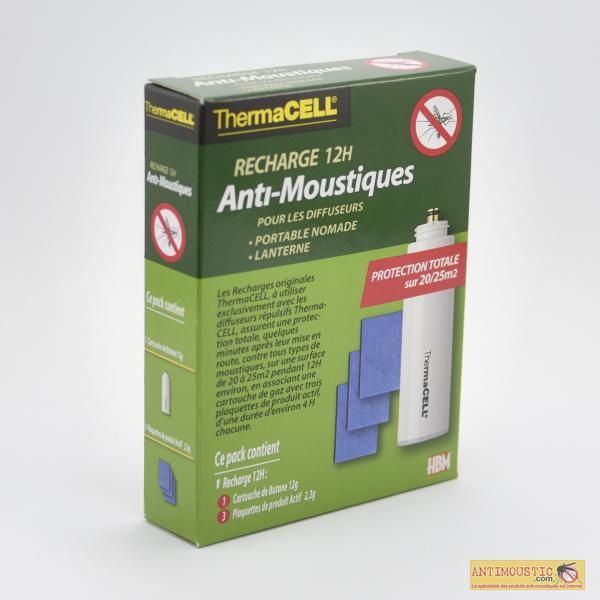 Recharge 12h ThermaCELL Anti-Moustiques