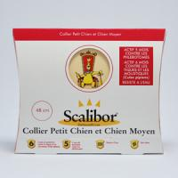 Collier Scalibor petit moyen chien anti phlébotomes-leishmaniose